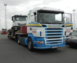 Scania R420 @ Takeldienst CNS